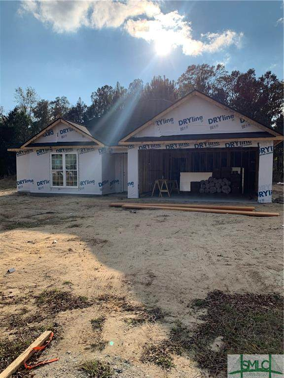 6 Hidden Creek Drive, Guyton, GA 31312 (MLS #238473) :: Liza DiMarco