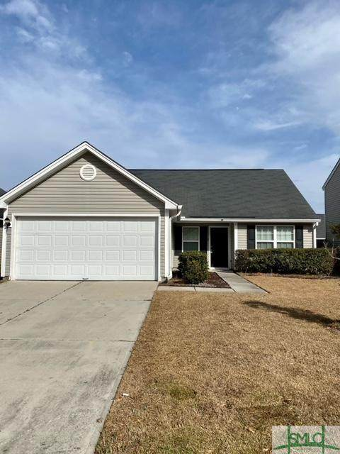 41 Braxton Manor Drive, Port Wentworth, GA 31407 (MLS #239014) :: The Sheila Doney Team