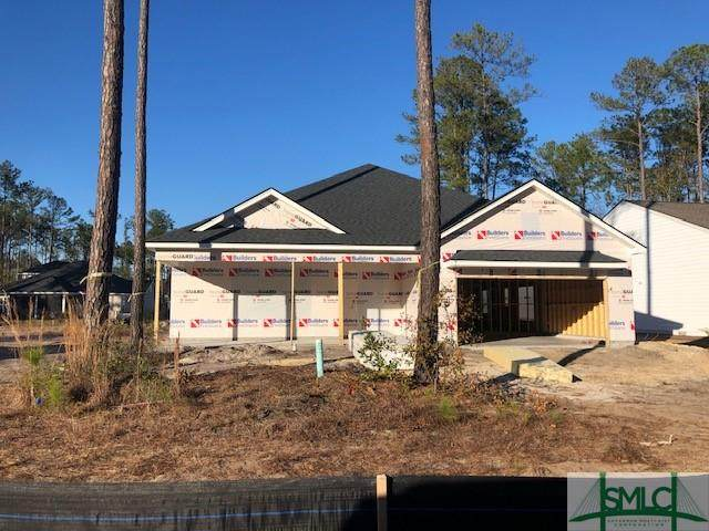 101 Calhoun Lane, Richmond Hill, GA 31324 (MLS #239704) :: Barker Team   RE/MAX Savannah