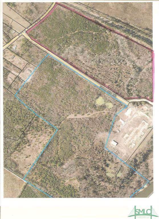 326 Gold Kist Road, Clyo, GA 31303 (MLS #239930) :: Keller Williams Coastal Area Partners