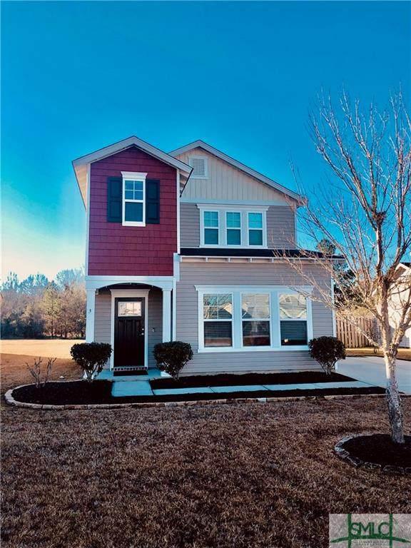 3 Oak Grove Court, Port Wentworth, GA 31407 (MLS #240453) :: The Arlow Real Estate Group