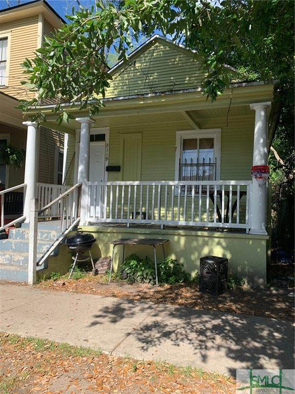 2119 Florance Street, Savannah, GA 31415 (MLS #246202) :: Bocook Realty