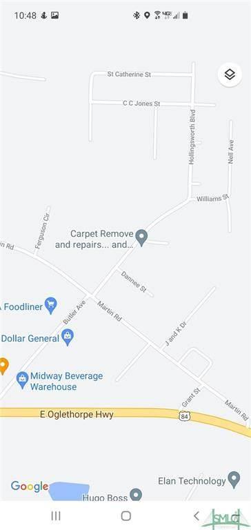 285 Martin Rd Drive, Midway, GA 31320 (MLS #246267) :: Coastal Savannah Homes