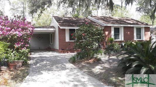 2410 E 39th Street, Savannah, GA 31404 (MLS #246341) :: McIntosh Realty Team