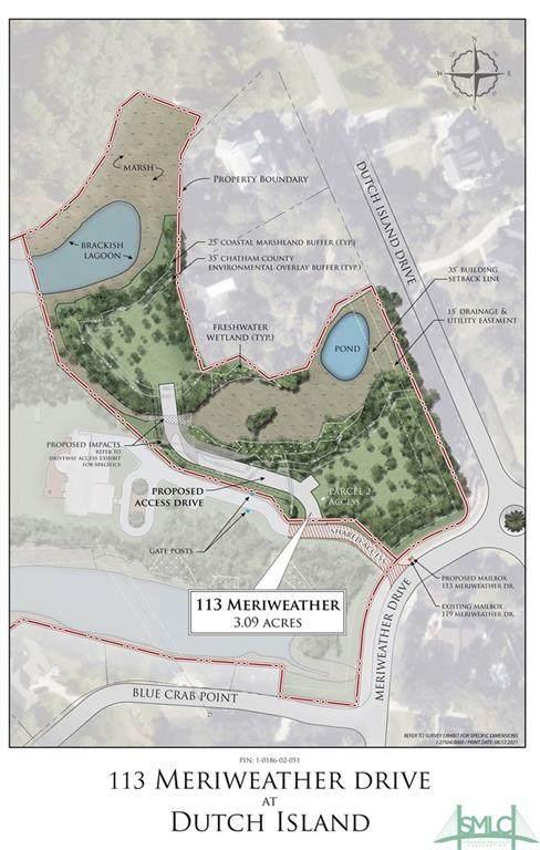 113 Meriweather Drive, Savannah, GA 31406 (MLS #248501) :: Keller Williams Coastal Area Partners