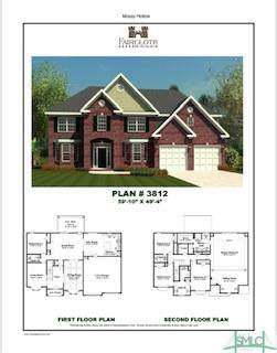 12 Belvedere Road, Guyton, GA 31312 (MLS #250976) :: Coldwell Banker Access Realty