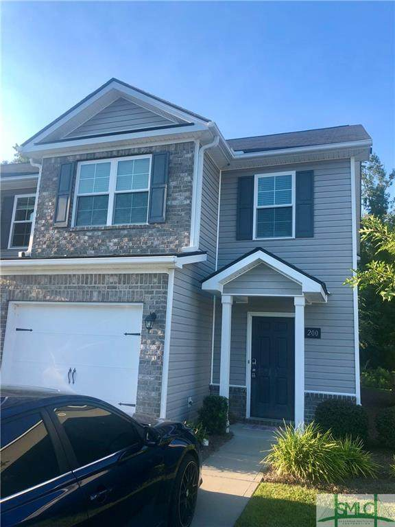 200 Kepler Loop, Richmond Hill, GA 31324 (MLS #257960) :: Luxe Real Estate Services