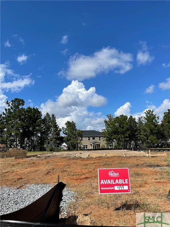 1126 Waybridge Way, Richmond Hill, GA 31324 (MLS #259265) :: Keller Williams Coastal Area Partners