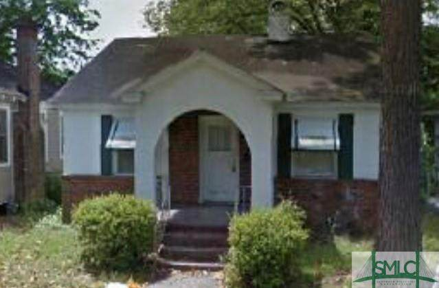 815 E 33rd Street, Savannah, GA 31401 (MLS #259660) :: Coastal Savannah Homes