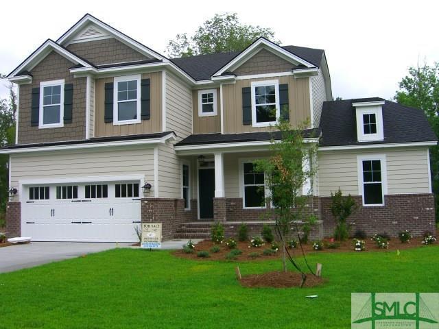 140 Moor Hen Landing, Savannah, GA 31419 (MLS #164049) :: Coastal Savannah Homes
