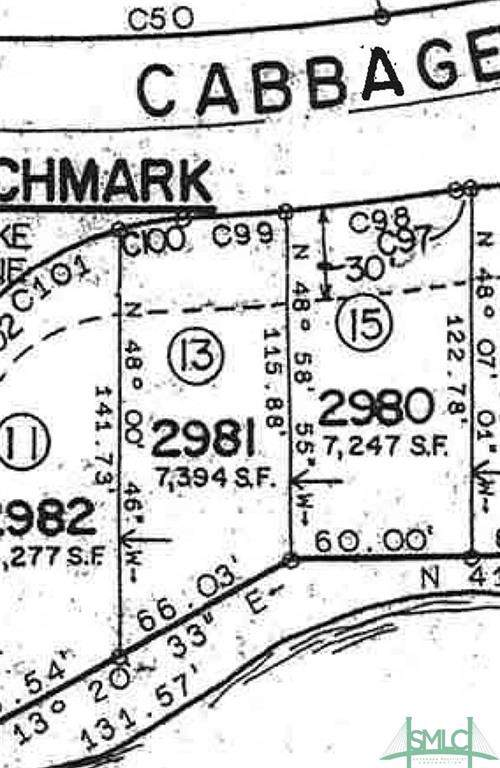 13 Cabbage Crossing, Savannah, GA 31411 (MLS #165844) :: The Arlow Real Estate Group
