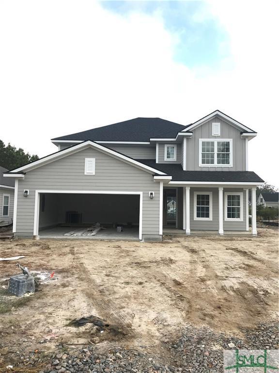 26 Misty Marsh Drive, Savannah, GA 31419 (MLS #176821) :: Coastal Savannah Homes
