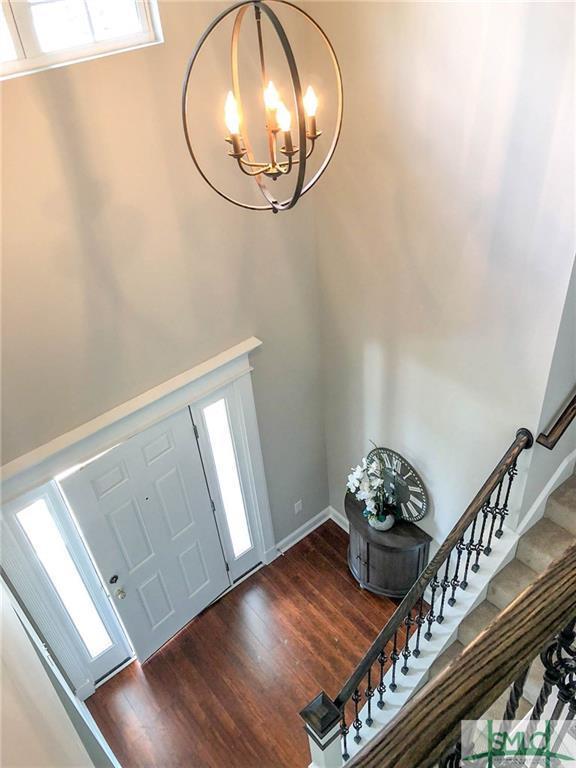 38 Maggie Lane, Allenhurst, GA 31301 (MLS #177202) :: The Randy Bocook Real Estate Team