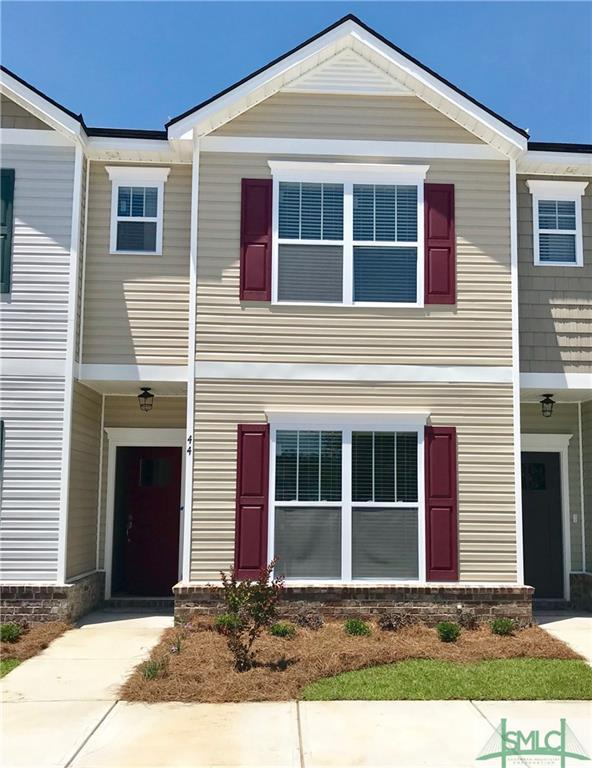 44 Winter Lake Circle, Savannah, GA 31407 (MLS #180653) :: Karyn Thomas