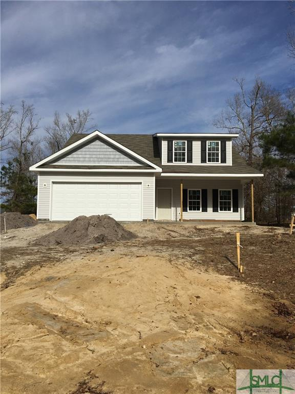 265 Creekside Circle, Ellabell, GA 31308 (MLS #181159) :: Coastal Savannah Homes