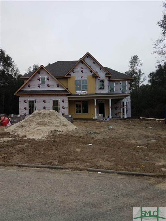 100 Old School Circle, Guyton, GA 31312 (MLS #181269) :: Coastal Savannah Homes