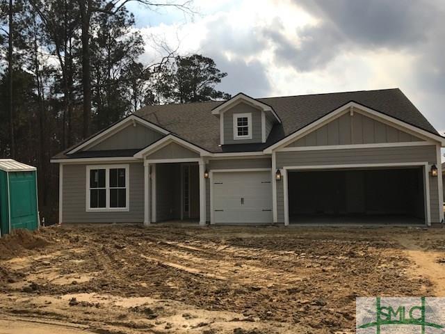 293 Mcqueen Drive, Pooler, GA 31322 (MLS #182101) :: Coastal Savannah Homes