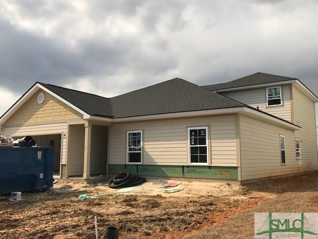 191 Martello Road, Pooler, GA 31322 (MLS #182628) :: Coastal Savannah Homes