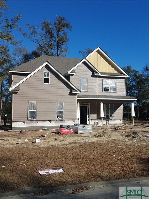120 Vintage Dr., Guyton, GA 31312 (MLS #183423) :: Coastal Savannah Homes