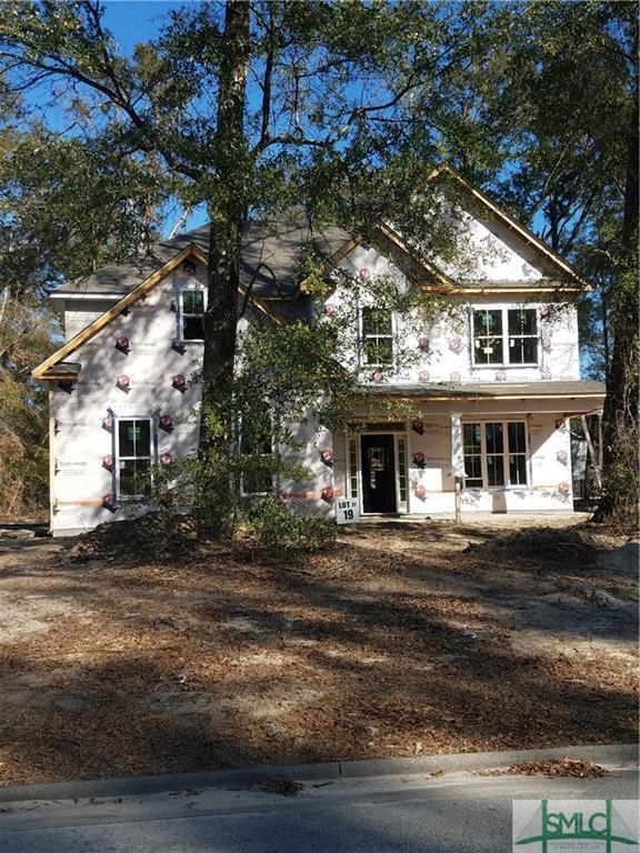 106 Vintage Dr., Guyton, GA 31312 (MLS #183424) :: Coastal Savannah Homes