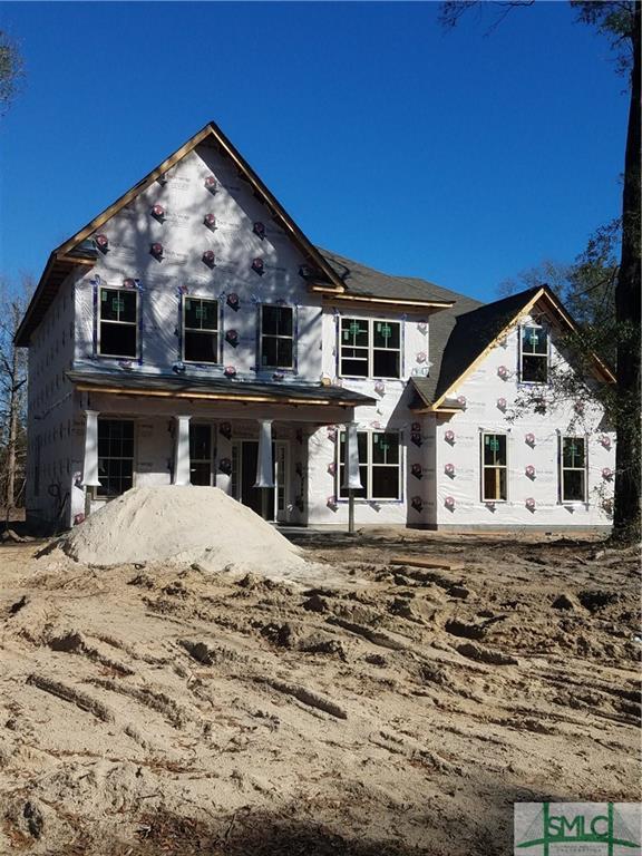 110 Vintage Dr., Guyton, GA 31312 (MLS #183915) :: Coastal Savannah Homes