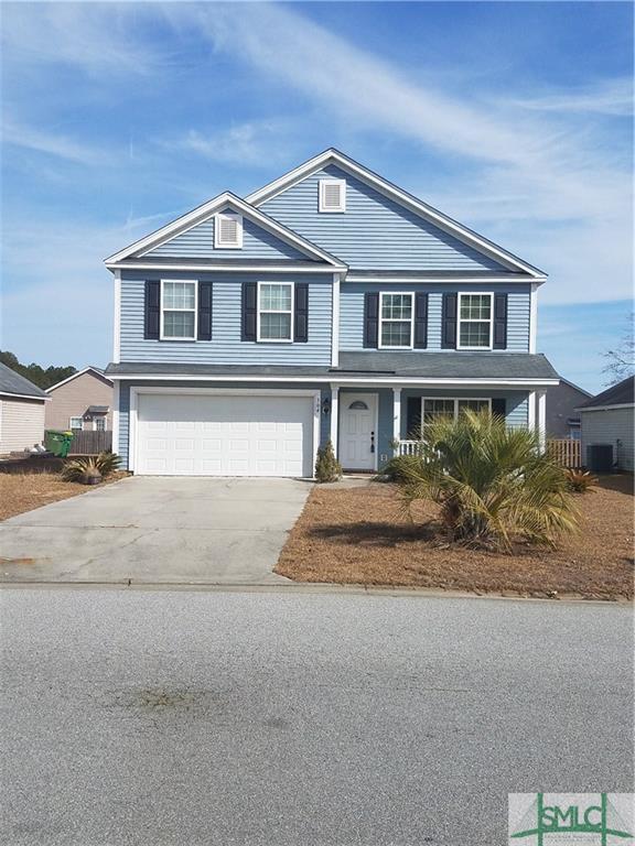 304 Winchester Drive, Pooler, GA 31322 (MLS #184687) :: The Arlow Real Estate Group