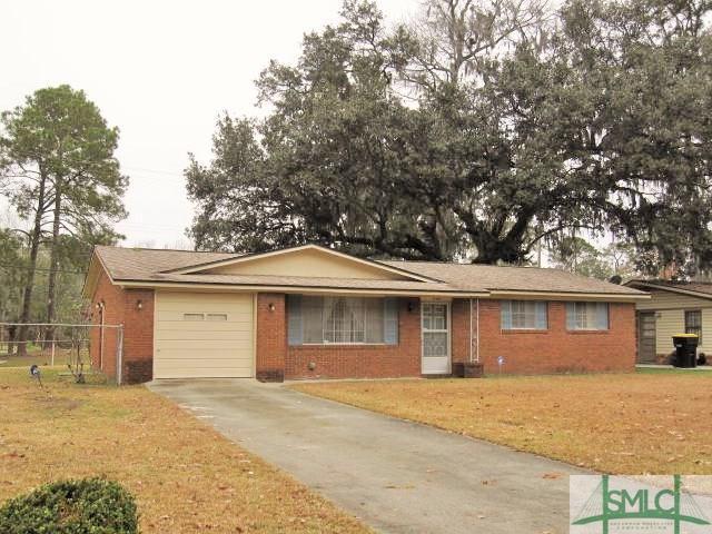 426 Sharondale Road, Savannah, GA 31419 (MLS #185486) :: Coastal Savannah Homes