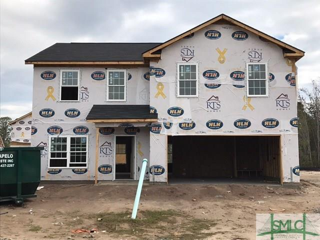 1293 Windrow Drive, Hinesville, GA 31313 (MLS #186193) :: The Arlow Real Estate Group