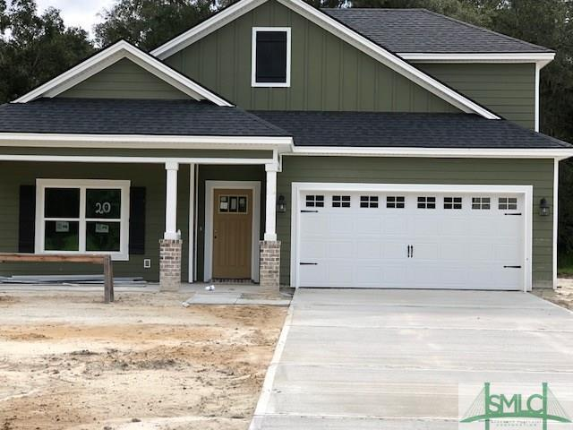 501 Kerry Drive, Richmond Hill, GA 31324 (MLS #186438) :: The Arlow Real Estate Group
