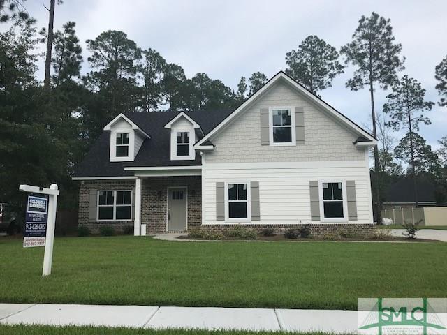 205 Blandford Way, Rincon, GA 31326 (MLS #186692) :: The Arlow Real Estate Group
