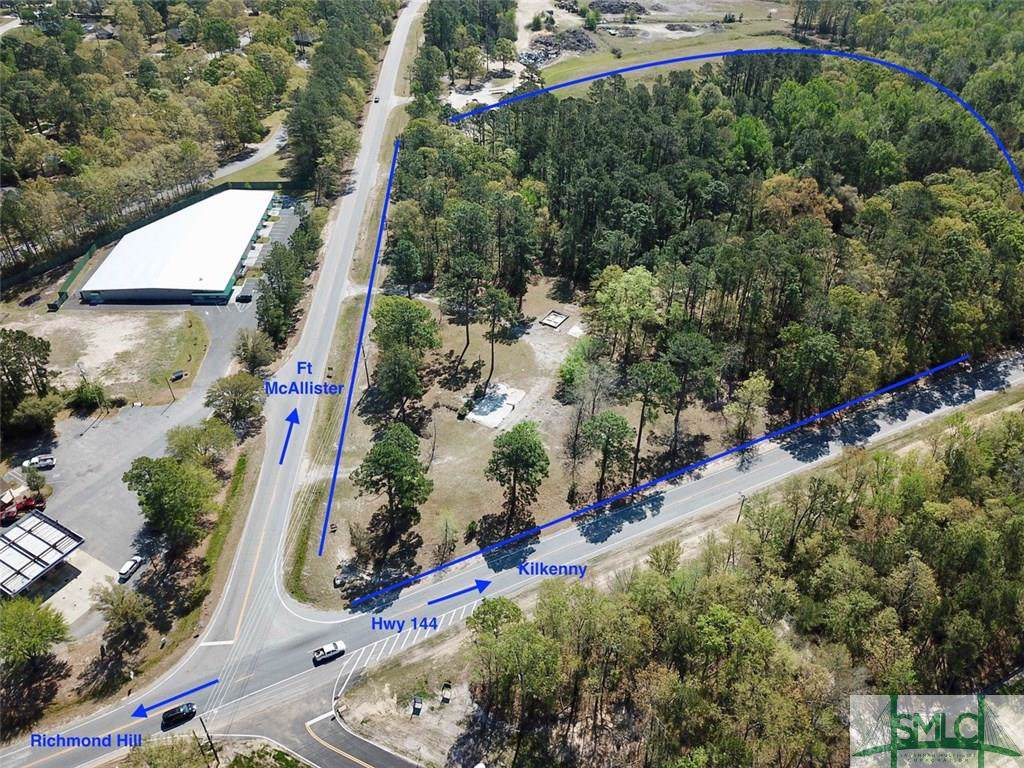0 144 @ Fort Mcallister Rd Highway - Photo 1