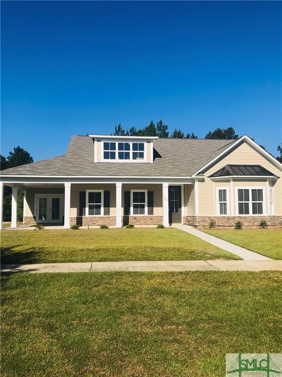 403 Lakeside Boulevard, Port Wentworth, GA 31407 (MLS #187756) :: Coastal Savannah Homes