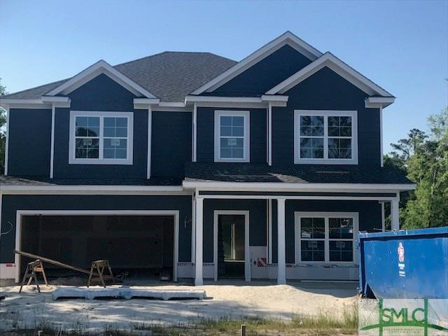 347 Timberland Circle, Richmond Hill, GA 31324 (MLS #187965) :: Coastal Savannah Homes