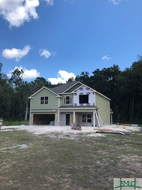 543 Kerry Drive, Richmond Hill, GA 31324 (MLS #194508) :: The Arlow Real Estate Group