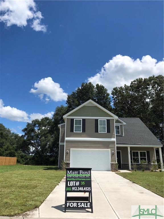 104 Greenbriar Drive, Guyton, GA 31312 (MLS #199242) :: The Randy Bocook Real Estate Team