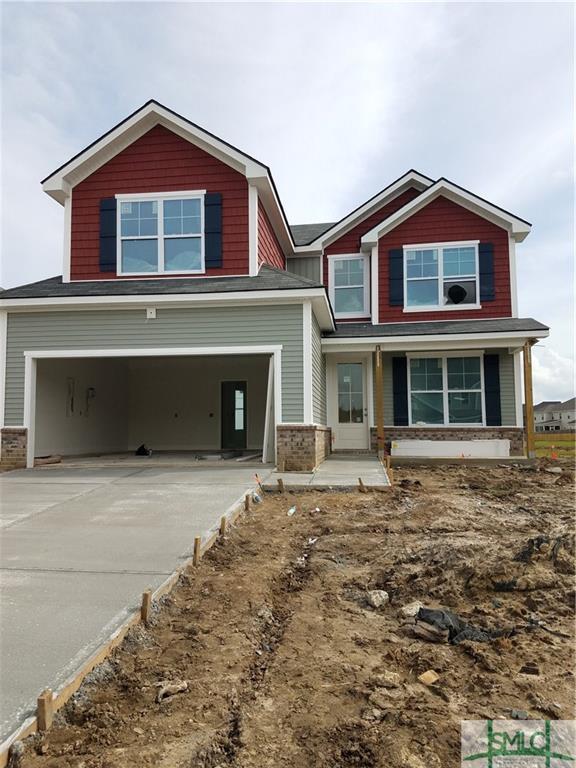 25 Bridlington Way, Savannah, GA 31407 (MLS #200726) :: The Arlow Real Estate Group