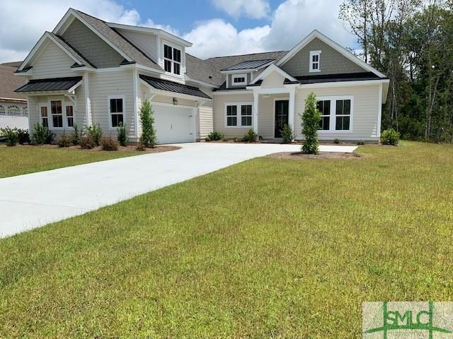110 Bramswell Road, Pooler, GA 31322 (MLS #201086) :: The Randy Bocook Real Estate Team