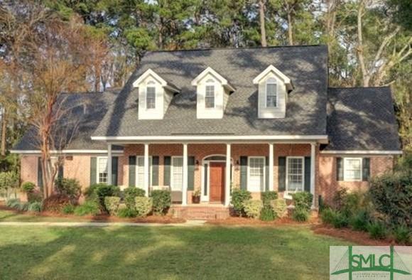 1 Lyman Hall Road, Savannah, GA 31410 (MLS #202120) :: Karyn Thomas