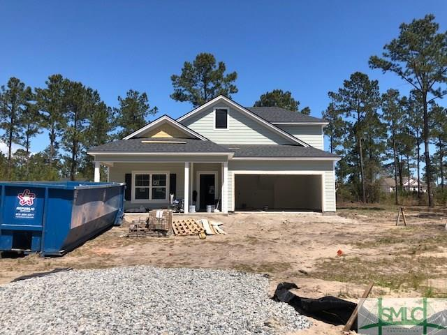 107 Whitebark Trail, Richmond Hill, GA 31324 (MLS #202481) :: Coastal Savannah Homes