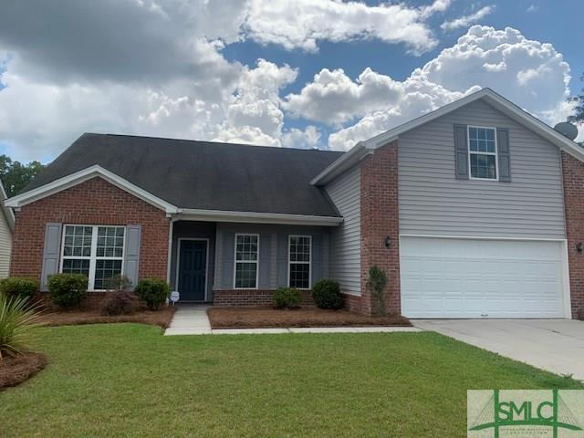 168 Carlisle Way, Savannah, GA 31419 (MLS #203011) :: Coastal Savannah Homes