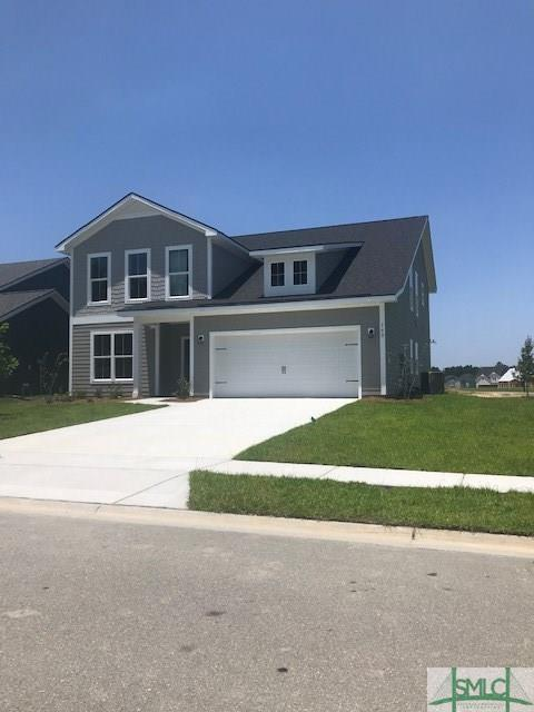 163 Martello Road, Pooler, GA 31322 (MLS #203673) :: The Randy Bocook Real Estate Team