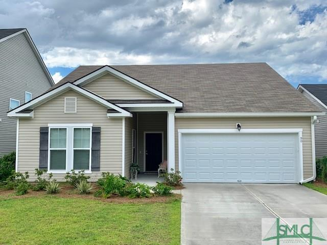 90 Crystal Lake Drive, Savannah, GA 31407 (MLS #204213) :: Teresa Cowart Team