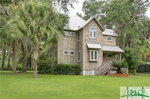 710 Brigantine Dunmore Road, Midway, GA 31320 (MLS #205153) :: The Randy Bocook Real Estate Team