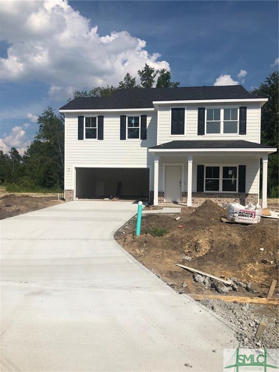 135 Brennan Drive, Richmond Hill, GA 31324 (MLS #208216) :: The Randy Bocook Real Estate Team