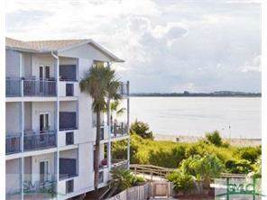 1217 Bay Street 301B, Tybee Island, GA 31328 (MLS #218543) :: McIntosh Realty Team
