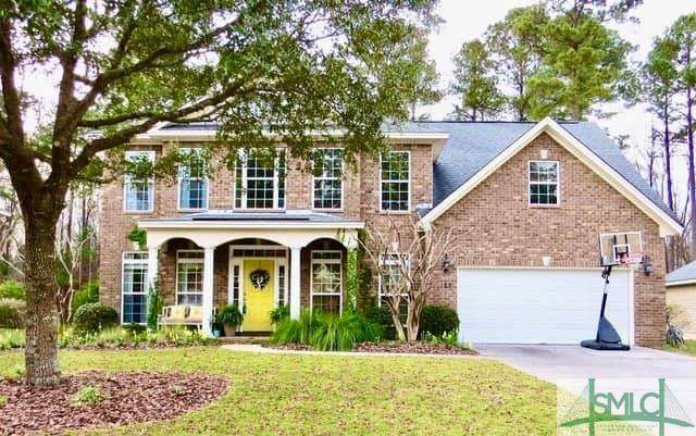 121 White Dogwood Lane, Pooler, GA 31322 (MLS #219735) :: Glenn Jones Group | Coldwell Banker Access Realty