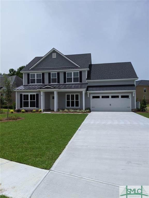 180 Dove Drake Drive, Richmond Hill, GA 31324 (MLS #223629) :: Teresa Cowart Team
