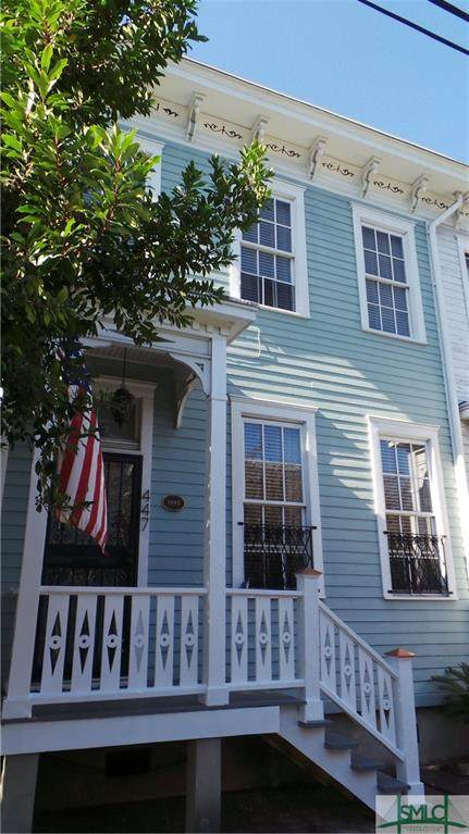 447 Price Street, Savannah, GA 31401 (MLS #238522) :: Keller Williams Coastal Area Partners
