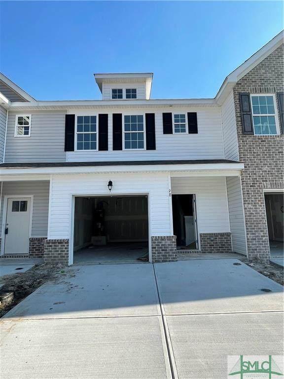 98 Horizon Lane, Richmond Hill, GA 31324 (MLS #239657) :: Team Kristin Brown | Keller Williams Coastal Area Partners