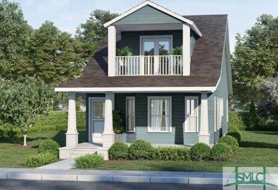 411 Kinzie Avenue, Savannah, GA 31404 (MLS #254426) :: Heather Murphy Real Estate Group